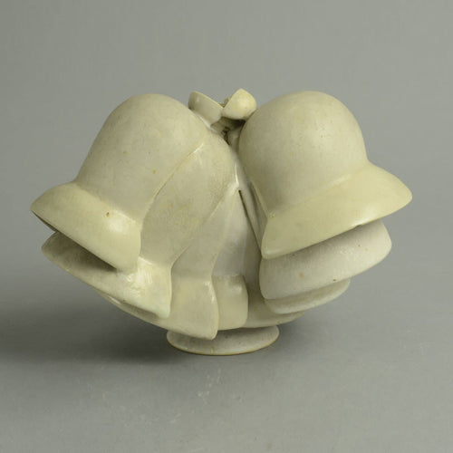 Unique sculptural form by Beate Kuhn