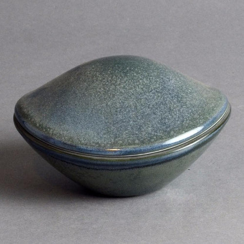 Lidded bowl by Henning Koppel for Bing & Grondahl N6654