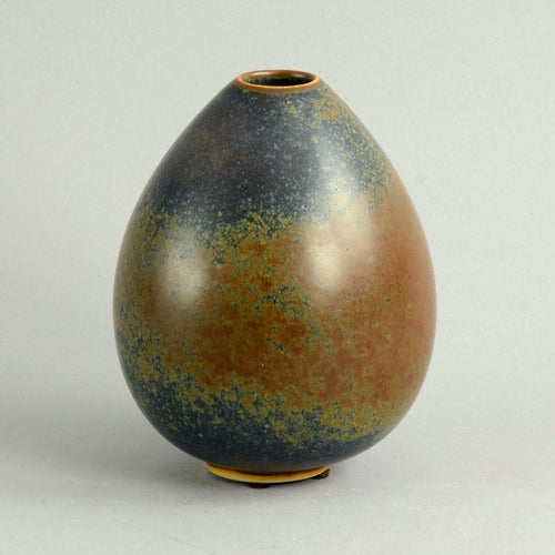 Stoneware vase by Nils Thorsson for Royal Copenhagen