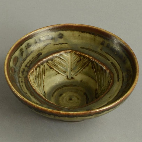 Small bowl by Gerd Bogelund for Royal Copenhagen