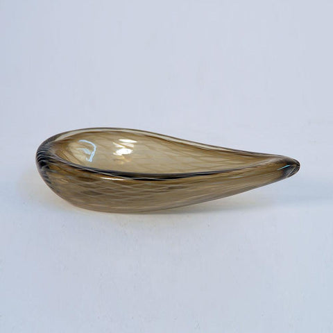 Glass bowl by Nanny Still for Riihimaen Lasi Oy