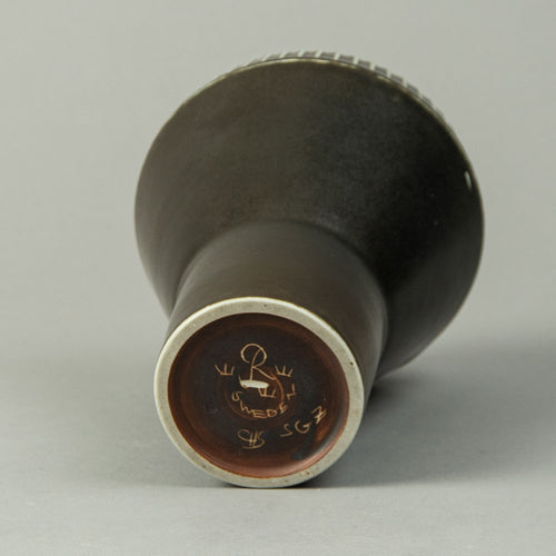 Unique stoneware sculpture by Vera Vehring N8577
