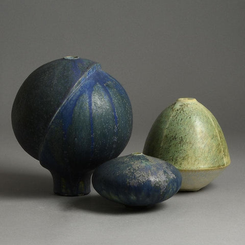 Group of objects by Otto Meier, Germany