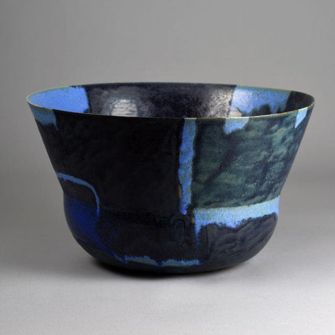 Annegret Knippel Taschner monumental bowl for sale