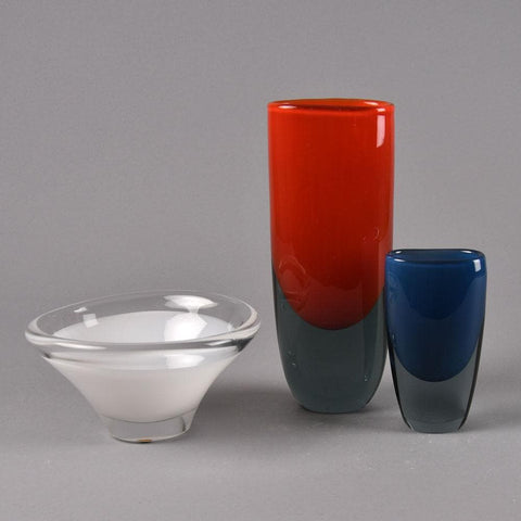 Group of items by Vicke Lindstrand for Kosta