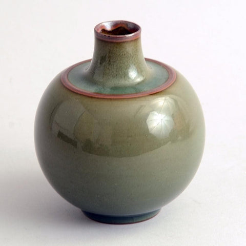 Vase by Hans Henrik Hansen for Royal Copenhagen N2824