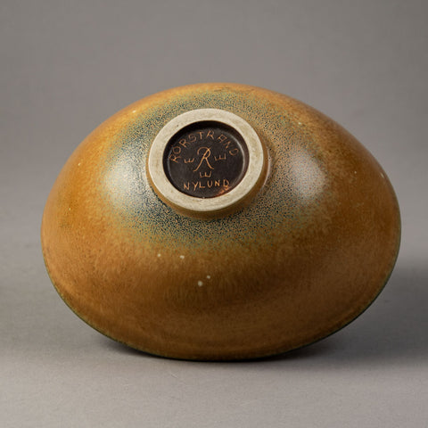 Glass dish by Tapio Wirkkala for Iittala