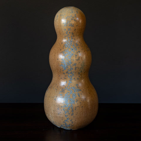 Unique very large stoneware vase by Berndt Friberg N5221