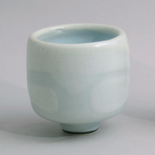 Unique stoneware vase by Karl Scheid N8328