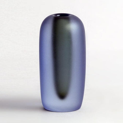 Glass vase by Willy Johannsen for Hadeland