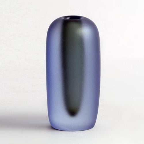 Glass vase by Willy Johannsen for Hadeland N9193