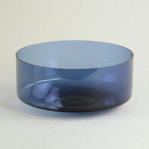 """I-glass"" bowl by Timo Sarpaneva for Iittala N1502 and N2419"
