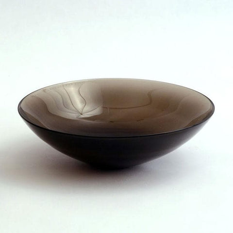 Glass bowl by Timo Sarpaneva for Iittala
