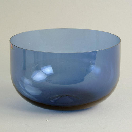 """I-glass"" bowl by Timo Sarpaneva for Iittala N6822 and N7516"