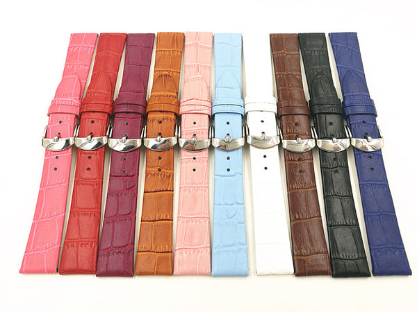 1 (pc)  Split Leather Watch Band