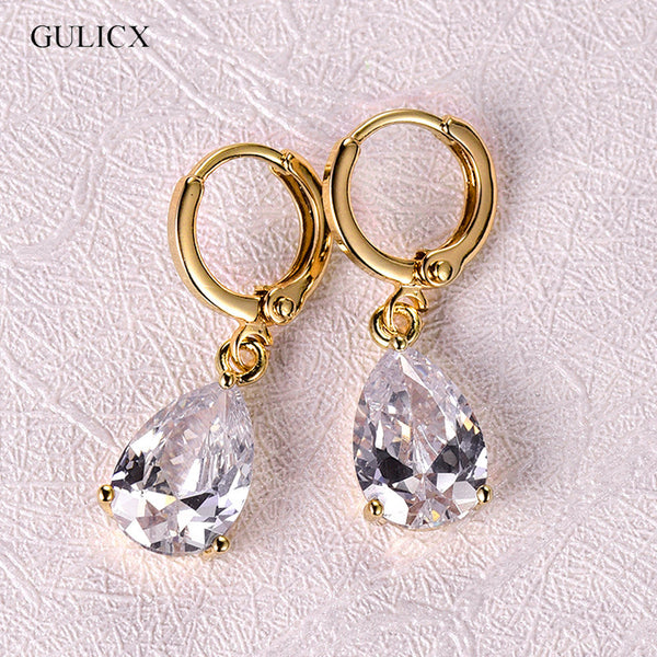 Romantic Water Drop Earrings
