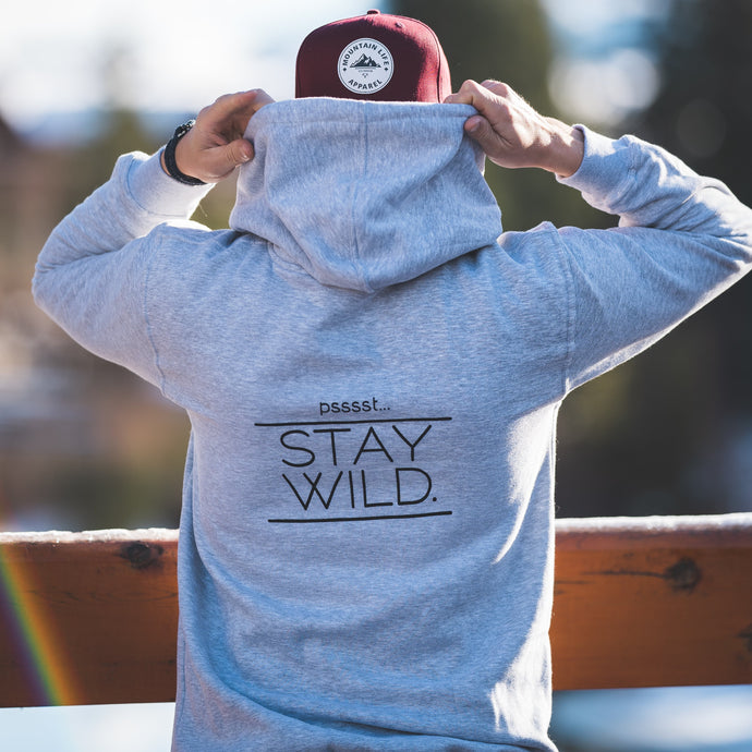 MOUNT TONSA HOODIE - Mountain Life Apparel | Shop Hiking, adventure clothing online!