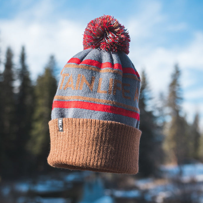 TWO JACK TOQUE - Mountain Life Apparel - MTN LIFE