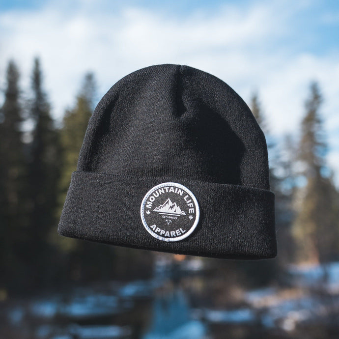 WEDGEMOUNT TOQUE - Mountain Life Apparel | Shop Hiking, adventure clothing online!
