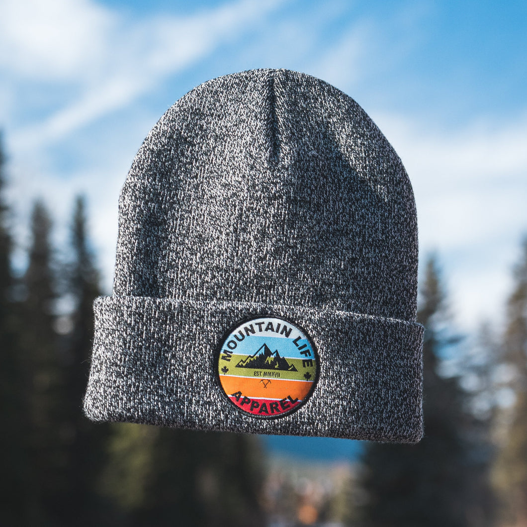 GARIBALDI TOQUE - Mountain Life Apparel