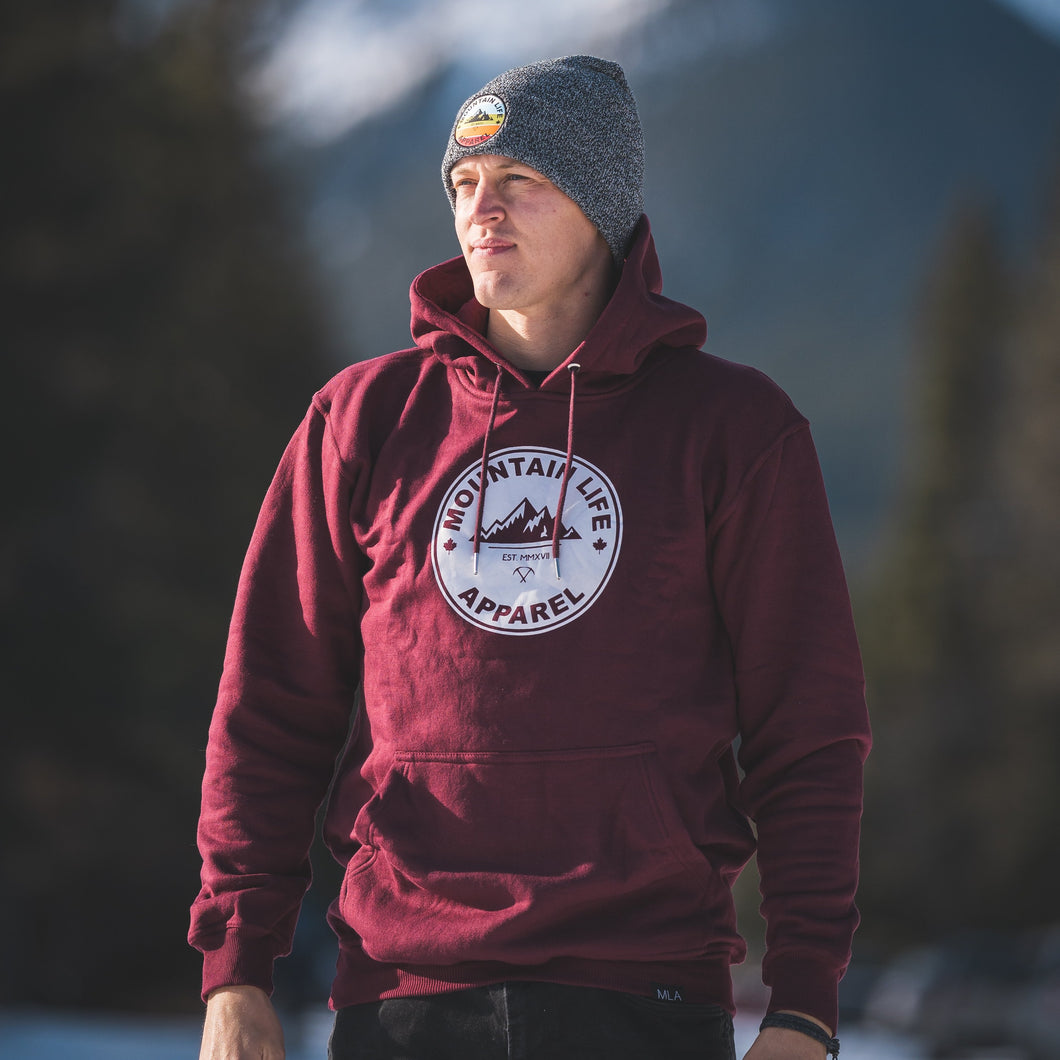 MOUNT FAY HOODIE - Mountain Life Apparel