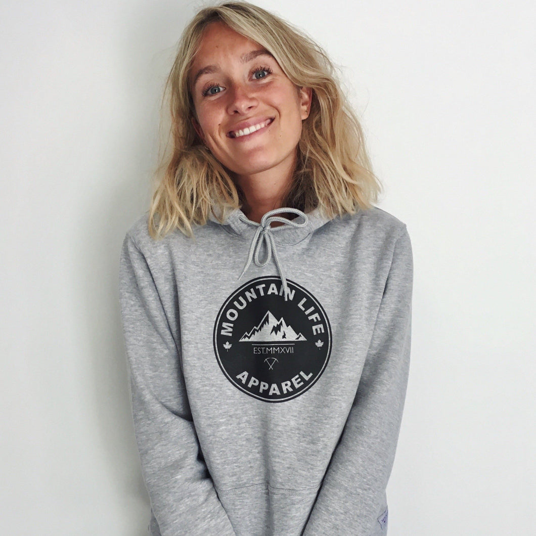 MOUNT TONSA HOODIE - Mountain Life Apparel