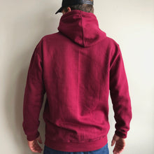 THE BURGUNDY BLUES - Mountain Life Apparel