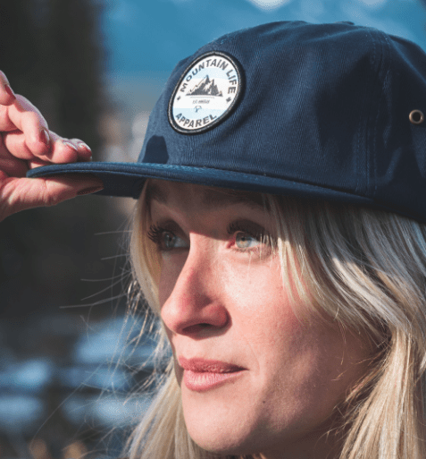 THE HATTERHORN - Mountain Life Apparel - MTN LIFE