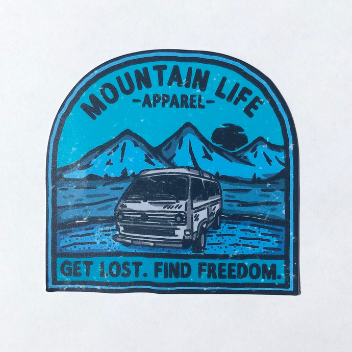 GET LOST. FIND FREEDOM. - Mountain Life Apparel