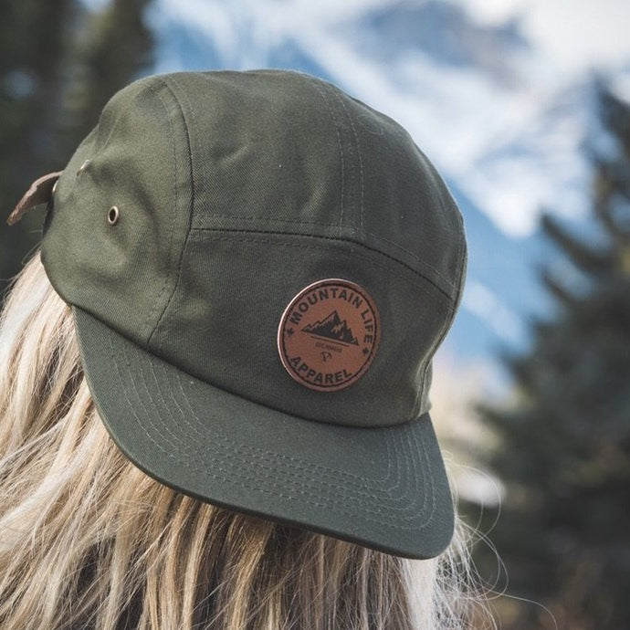 EMERALD HAT - Mountain Life Apparel | Shop Hiking, adventure clothing online!