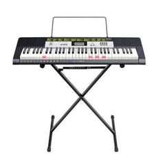 Casio 61 Lighted Key Keyboard with Stand LK-135ST