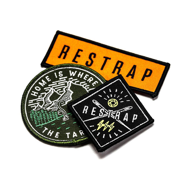 Patches (3 per pack)