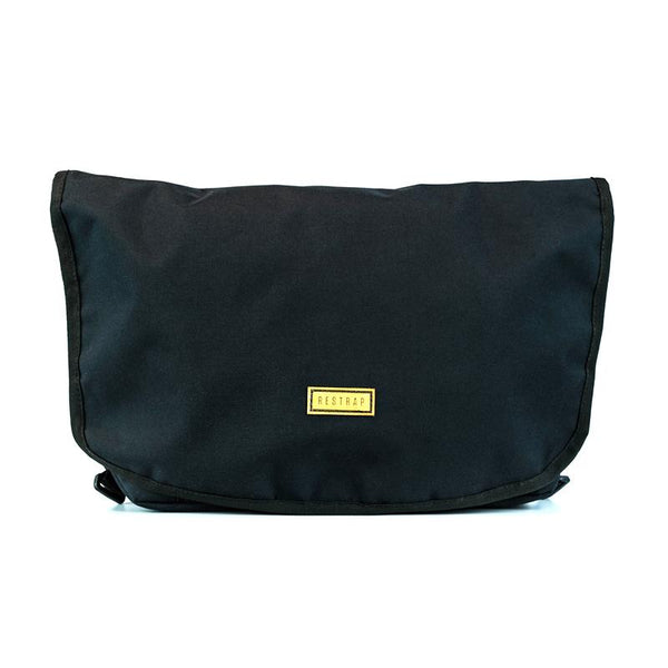Pack Messenger Bag - Black