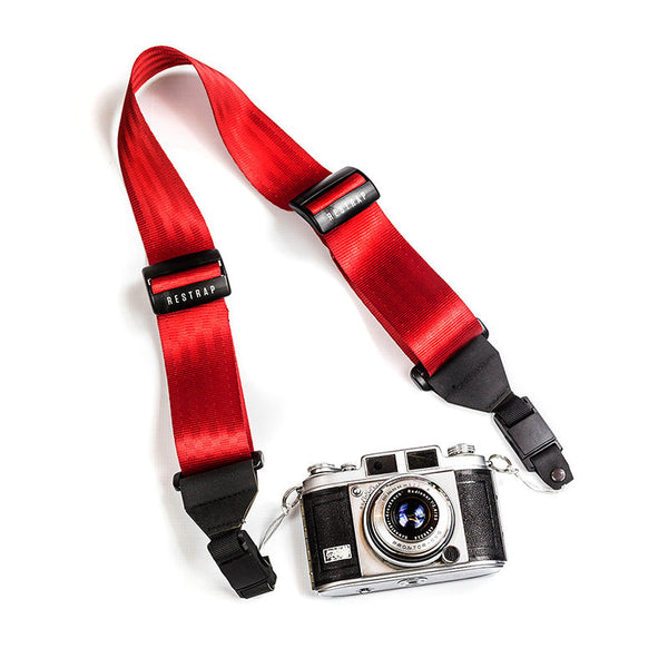 Shoot Camera Strap - Red (Distribution)