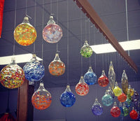 Blown Holiday Ornaments, December 2, 11:00 am