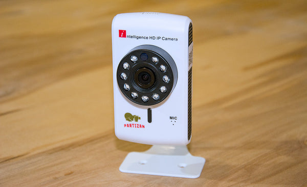 1.0 MP Vnitřní set IP-11<br>Cube camera + SD card