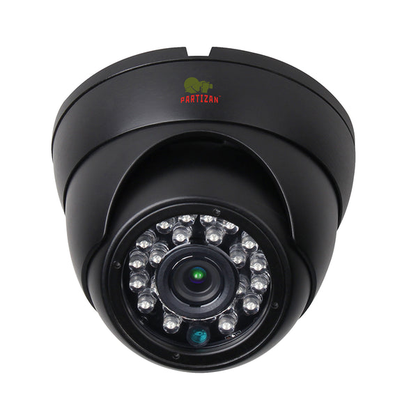 2.0MP IP kamera<br>IPD-2SP-IR 2.3 Black