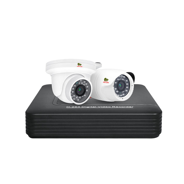 2.0MP Mix set IP-28<br>2xCAM + 1xNVR