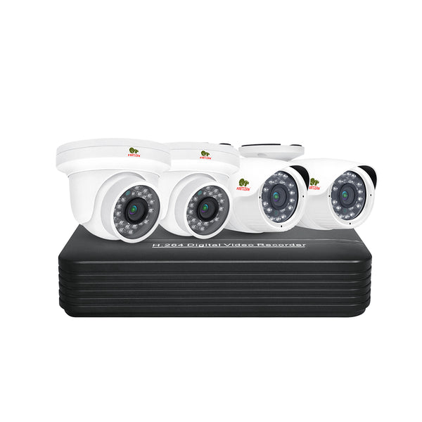 2.0MP Mix set IP-31<br>4xCAM + 1xNVR