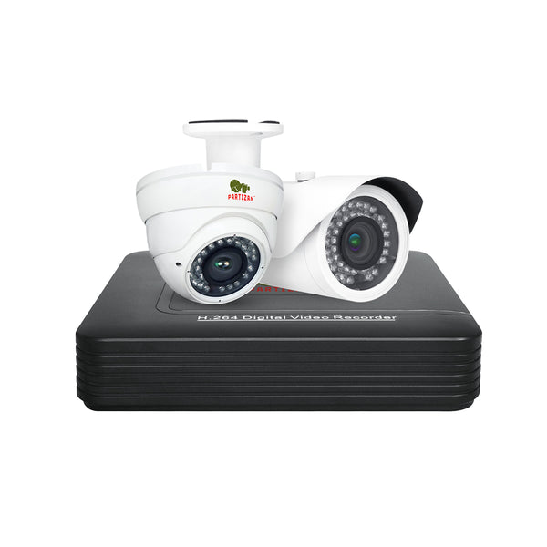 2.0MP Mix set PRO IP-29<br>2xCAM + 1xNVR