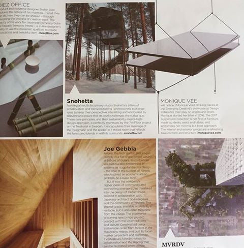 REAL ESTATE MAGAZINE - Design's International Stars