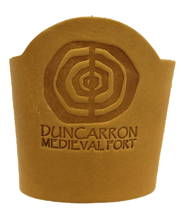 Duncarron Medieval Fort Debossed Beverage Holder