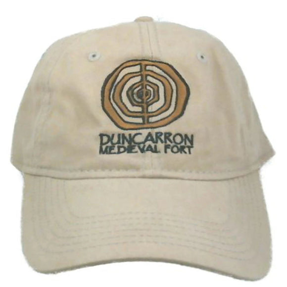 Duncarron Medieval Fort Embroidered Cap