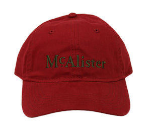 Clan McAlister Cap