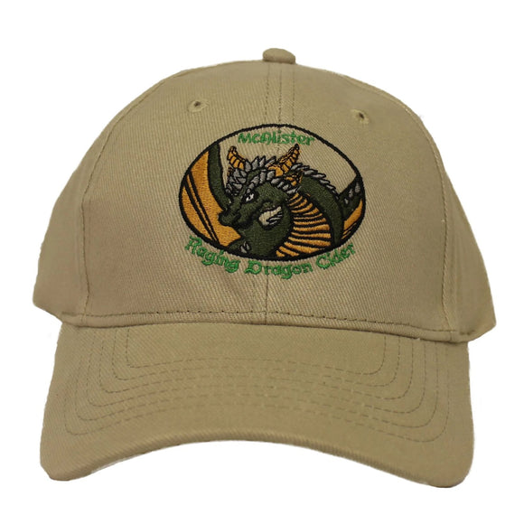 McAlister Raging Dragon Cider Commemorative Cap