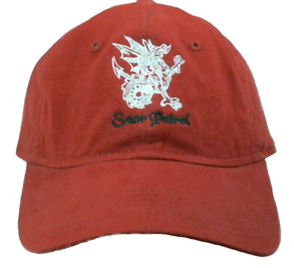 Saor Patrol Cap Embroidered with Gorbash Dragon Saor Patrol Logo