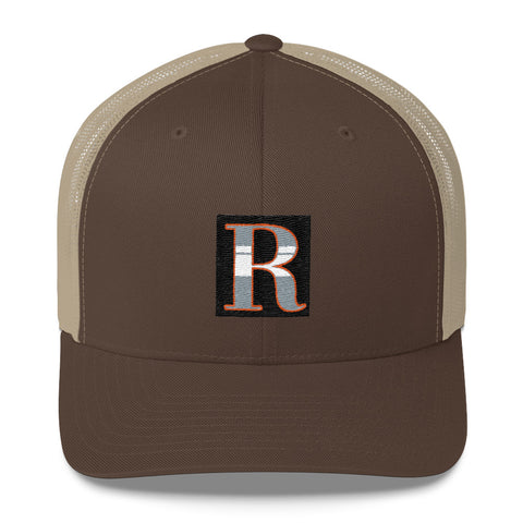 RHW R Logo Trucker Cap(various colours)