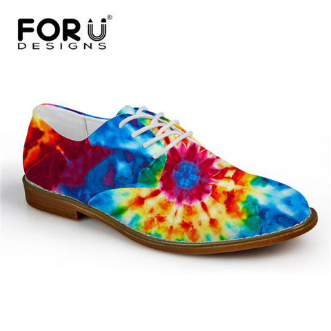 Men's Synthetic Leather Shoe Mixed Color Casual Oxford Shoes Color Cosmos Style