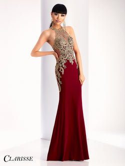Clarisse Couture Dress 4819