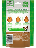 GREENIES™ PILL POCKETS™ Treats for Dogs Real Peanut Butter Flavor